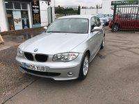 2005 BMW 1 SERIES 2.0 118I SE 5d 128 BHP £SOLD
