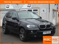 USED 2010 10 BMW X5 3.0 XDRIVE30D M SPORT 5d AUTO 232 BHP Luxury 7 Seater with Additional Extras