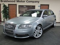 USED 2006 56 AUDI A6 5.2 S6 V10 5d AUTO 435 BHP