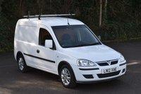 2012 VAUXHALL COMBO VAN 1.2 1700 SE CDTI 5d 73 BHP SWB DIESEL MANUAL CAR DERIVED VAN  £3290.00