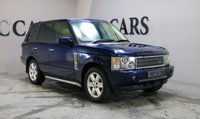 USED 2004 04 LAND ROVER RANGE ROVER 4.4 V8 VOGUE 5d AUTO 282 BHP AUTO GAS CONVERSION FSH