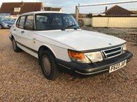 1988 SAAB 900 I CLASSIC £1495.00