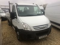 2007 IVECO DAILY 35C12 3450 MWB £4995.00