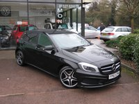 2013 MERCEDES-BENZ A CLASS 1.8 A200 CDI BLUEEFFICIENCY AMG SPORT 5d 136 BHP £13990.00