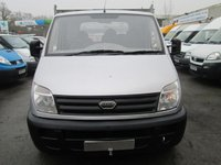USED 2008 58 LDV MAXUS Dropside 2.5 LWB 2.5 Turbo Diesel l*ONLY 28,000 MILES*