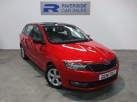 USED 2014 14 SKODA RAPID 1.6 SPACEBACK SE TDI CR 5d 104 BHP