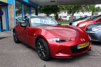 USED 2016 65 MAZDA MX-5 2.0 SE-L NAV 158 BHP Lovely Low Mileage with 'MX5' Cherished Number Plate