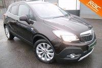 2015 VAUXHALL MOKKA 1.6 SE S/S 5d 113 BHP £11000.00