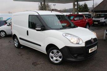 2014 FIAT DOBLO 16V MULTIJET 1d 90 BHP £5695.00