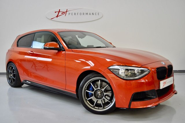 2013 13 BMW 1 SERIES 3.0 M135I 3d 316 BHP BIRDS DYNAMIC PACK/B1 SUSPENSION