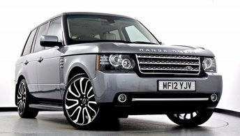 2012 LAND ROVER RANGE ROVER 4.4 TD V8 Westminster Edition 5dr Auto £33750.00