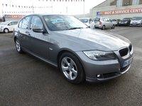 2010 BMW 3 SERIES 2.0 320D EFFICIENTDYNAMICS 4d 161 BHP £7995.00