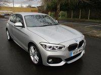 2015 BMW 1 SERIES 1.5 116D M SPORT 5d 114 BHP £SOLD