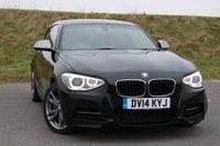 2014 BMW 1 SERIES 3.0 M135I 3d AUTO 316 BHP £19950.00