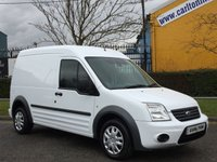 2012 FORD TRANSIT CONNECT TREND T230 Lwb High Roof van Ex Lease Fsh, Free UK Delivery  £4950.00