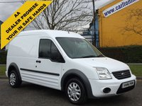 USED 2012 12 FORD TRANSIT CONNECT TREND T230 Lwb High Roof van Ex Lease Fsh, Free UK Delivery
