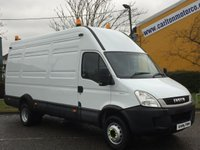 2009 IVECO-FORD DAILY 3.0 65C18 Ex Lwb [ Mobile Workshop / Generator and PTO] van Low mileage Free UK Delivery £12950.00