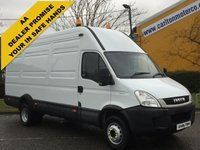 USED 2009 59 IVECO-FORD DAILY 65C18 Lwb [ Mobile Workshop PTO-Generator ] van Low mileage Free UK Delivery