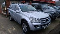 USED 2008 57 MERCEDES-BENZ GL CLASS 4.0 GL420 CDI 5d AUTOMATIC 302 BHP IN SILVER APPROVED CARS ARE PLEASED TO OFFER THIS MERCEDES GL 420 CDI 4-MATIC 5 DOOR 7 SEATER IN SILVER WITH FULL SERVICE HISTORY WITH 7 SERVICE STAMPS IN THE BOOK SERVICED AT 16K,28K,41K,56K,72K AND 77K A GREAT 4X4 FOR THE WHOLE FAMILY.