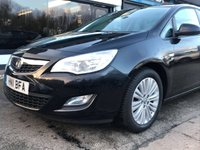 USED 2011 11 VAUXHALL ASTRA 1.7 EXCITE CDTI 5d 108 BHP 1 OWNER FROM NEW, FSH, £30 TAX
