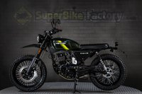 USED 2017 HANWAY HS SCRAMBLER 125CC 0% DEPOSIT FINANCE AVAILABLE GOOD & BAD CREDIT ACCEPTED, OVER 500+ BIKES IN STOCK