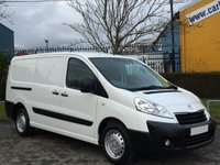 2013 PEUGEOT EXPERT 1.6 Hdi 1200 L2H1 Lwb panel Van [ A/Con ] Twin SLD Fsh Free UK Delivery £7450.00