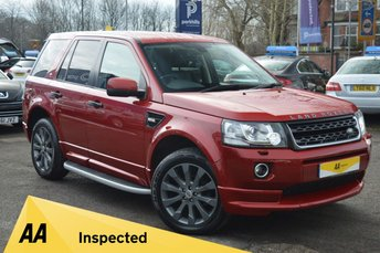2013 LAND ROVER FREELANDER 2.2 SD4 DYNAMIC 5d AUTO 190 BHP £17433.00