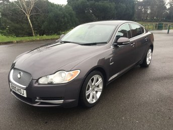 2010 JAGUAR XF 3.0 V6 LUXURY 4d AUTO 240 BHP £9850.00
