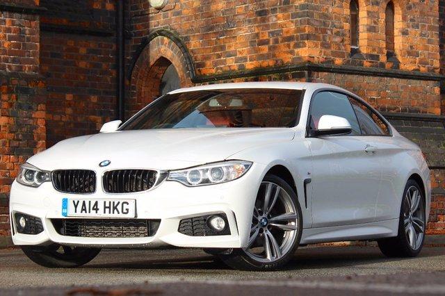 2014 14 BMW 4 SERIES 2.0 420d M Sport 2dr