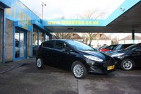 USED 2013 63 FORD FIESTA 1.5 TITANIUM TDCI 74 BHP 5dr Very Economical!! ZERO Road Tax! Amazing 75+MPG!!!
