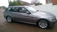 2009 BMW 3 SERIES 2.0 320I SE TOURING 5d AUTO 168 BHP £8990.00