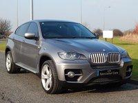 2008 BMW X6 3.0 XDRIVE35D 4d AUTO 282 BHP £18990.00