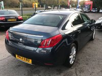 USED 2013 13 PEUGEOT 508 1.6 ACTIVE E-HDI 4d AUTO 112 BHP