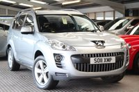 USED 2011 11 PEUGEOT 4007 2.2 GT HDI 5d 156 BHP