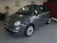 2011 FIAT 500 1.2 LOUNGE 3d 69 BHP £5695.00