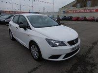 2014 SEAT IBIZA 1.2 S A/C 5d 69 BHP £6295.00