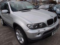 2005 BMW X5 3.0 D SPORT 5d AUTO 215 BHP £7995.00