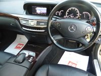 USED 2012 12 MERCEDES-BENZ S CLASS 3.0 S350 BLUETEC L 4d AUTO 258 BHP KEYLESS START AND DOOR ENTRY, 2 KEYS, 2 OWNERS FROM NEW