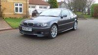 2005 BMW 3 SERIES 3.0 330CD SPORT 2d 202 BHP £4500.00