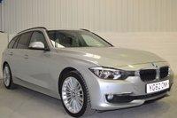 2013 BMW 3 SERIES 2.0 318D LUXURY TOURING 5d 141 BHP £14490.00