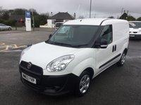 2014 FIAT DOBLO CARGO 1.2 16V MULTIJET SWB 90 £SOLD