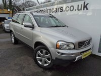 USED 2011 11 VOLVO XC90 2.4 D5 SE LUX AWD 5d AUTO 197 BHP Full Volvo Dealer History 7 Seater