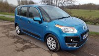 USED 2012 12 CITROEN C3 PICASSO 1.6 PICASSO VTR PLUS HDI 5d 91 BHP **£30 ROAD FUND**FULL SERVICE HISTORY**LOVELY CONDITION**