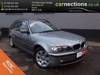 2004 BMW 3 SERIES 2.0 318I SE 5d 141 BHP £1495.00