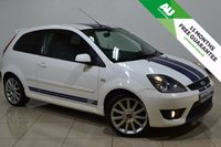 USED 2006 06 FORD FIESTA 2.0 ST 16V 3d 148 BHP