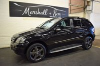 2008 MERCEDES-BENZ M CLASS 3.0 ML280 CDI EDITION 10 5d AUTO 188 BHP £11599.00