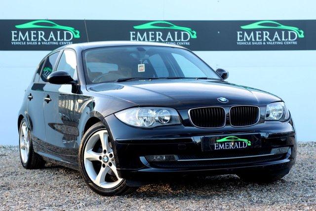 2008 57 BMW 1 SERIES 1.6 116I ES 5d 121 BHP