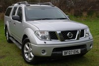 USED 2007 07 NISSAN NAVARA 2.5 DCi OUTLAW DOUBLE CAB 4X4 AUTO [169 BHP]