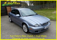 USED 2008 58 JAGUAR X-TYPE 2.0 S 4d 129 BHP +LOVELY CAR WITH FULL HISTORY+APPLY FOR FINANCE AT www.vineplace.co.uk+