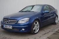 2009 MERCEDES-BENZ CLC CLASS 1.8 CLC180 KOMPRESSOR SPORT 3d AUTO 143 BHP £6995.00